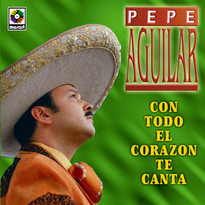 Pepe Aguilar Directo al corazón cover
