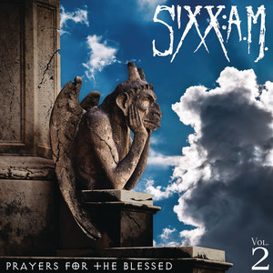 Sixx:A.M. We Will Not Go Quietly cover