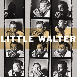 Little Walter Mellow Down Easy cover