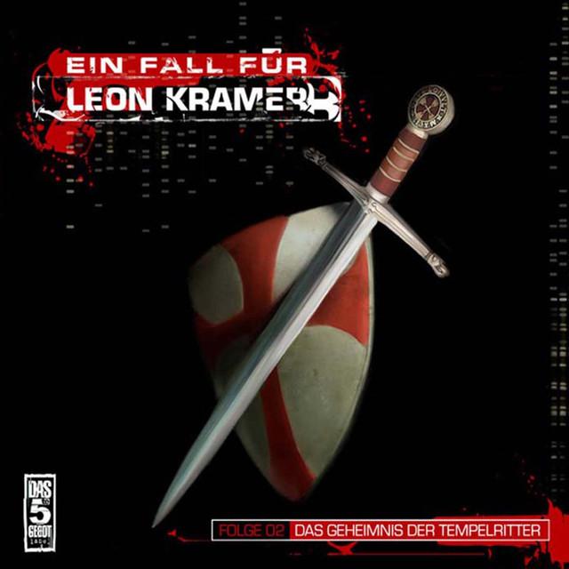 Ein Fall für Leon Kramer, Folge 02: Das Geheimnis der Tempelritter Cover