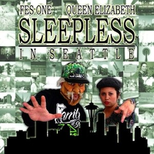 DJ Fes One and Queen Elizabeth