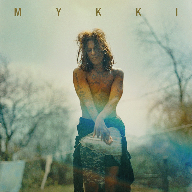 Album cover for Mykki by Mykki Blanco