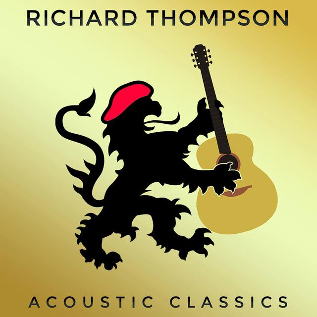 Richard Thompson Acoustic Classics album cover