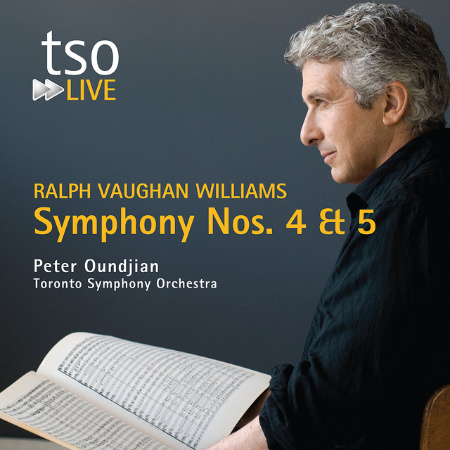 Ralph Vaughan Williams: Symphony Nos. 4 & 5