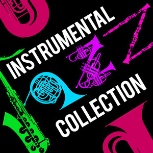 Instrumental Jazz Collection Albumcover