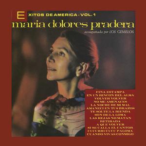 Exitos de America, Vol. 1 Albumcover