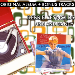 Debbie Reynolds You're the Cream in My Coffee cover
