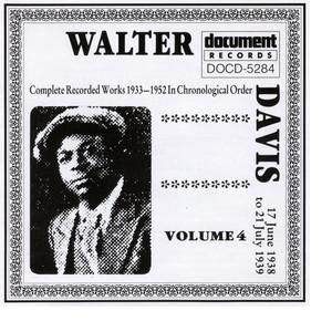 Walter Davis Vol. 4 1938-1939 album
