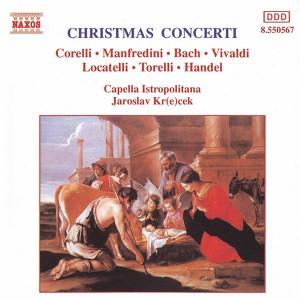 Christmas Concerti Albumcover