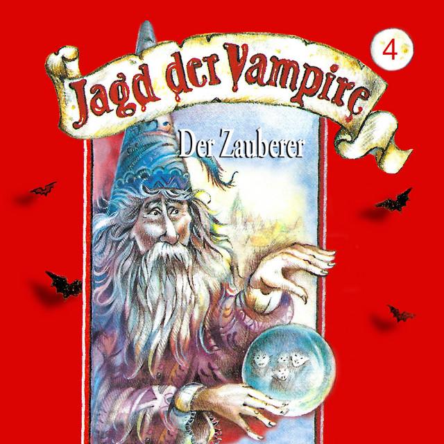 Folge 4: Der Zauberer Cover