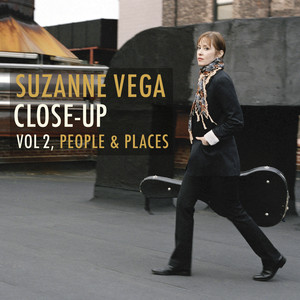 Suzanne Vega In Liverpool cover