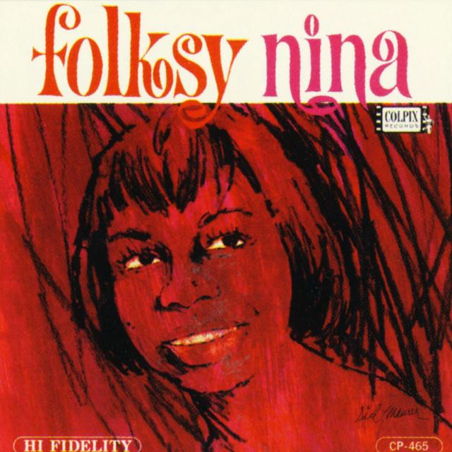 Folksy Nina Albumcover