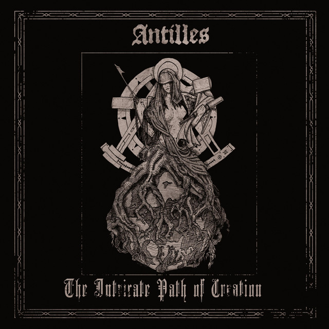 Antilles - The Great Unknown [Thrash/Death Metal] (2018)