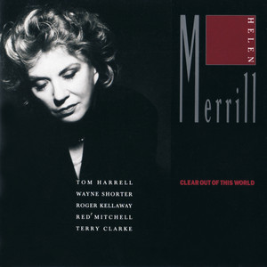 Helen Merrill When I Grow Too Old to Dream cover