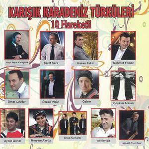 Karışık Karadeniz Türküleri Hareketli - 10 Albümü