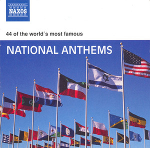 44 Of the World's Most Famous National Anthems album