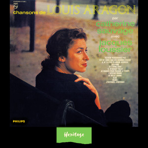Heritage - Chansons De Louis Aragon - Philips (1961) album