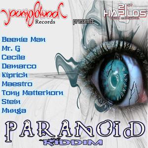 Paranoid Riddim album