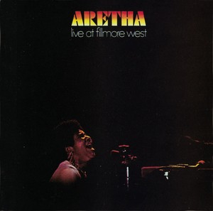 Live At Fillmore West Albumcover