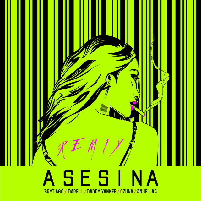 Asesina - Remix, a song by Brytiago, Daddy Yankee, Ozuna