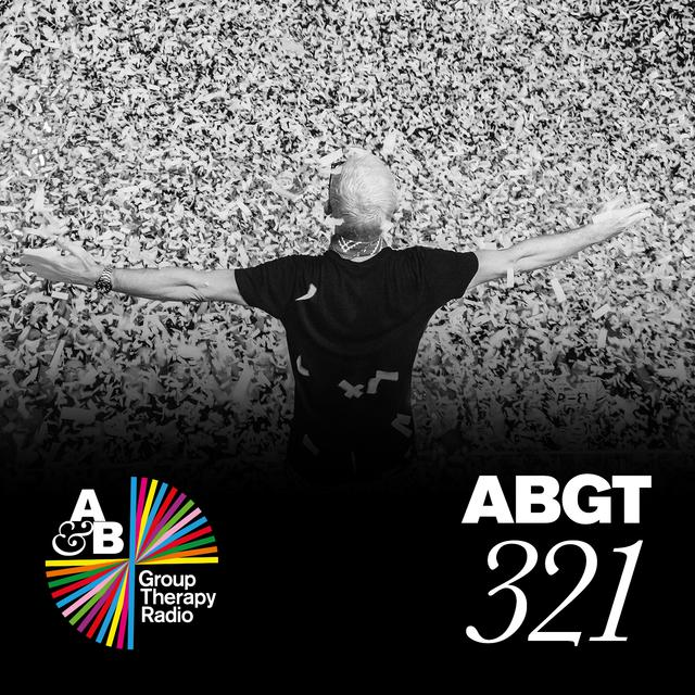 Album cover for Group Therapy 321 by Above & Beyond