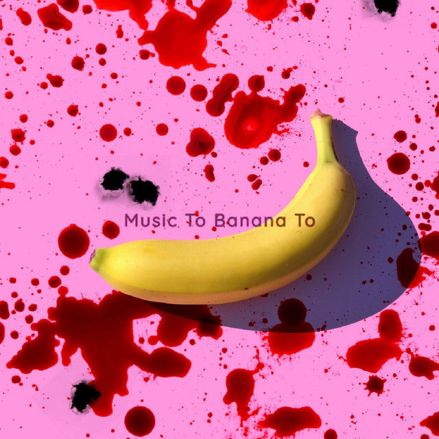 Album cover for Music to Banana To by Navie D