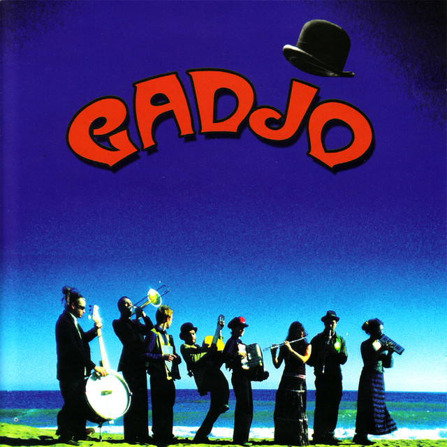 Gadjo Gadjo album cover