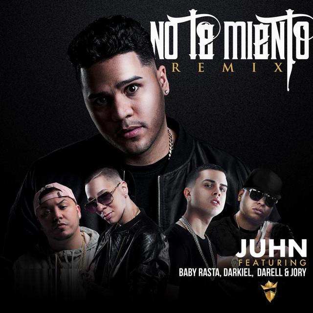 No Te Miento (Remix) [feat. Baby Rasta, Darkiel, Darell & Jory Boy]