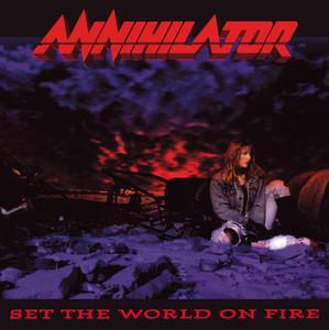 Set The World On Fire (Explicit Version) album