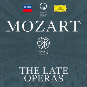 Mozart 225 - The Late Operas Albümü