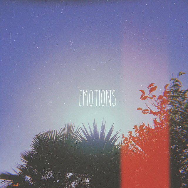 Album cover for Emotions by Kavv