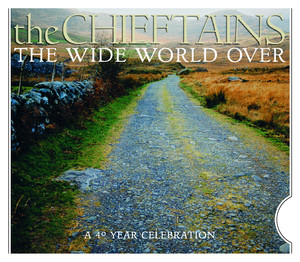 The Chieftains featuring Ziggy Marley, Ziggy Marley Redemption Song (New Release) cover