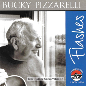 Bucky Pizzarelli More Than You Know cover