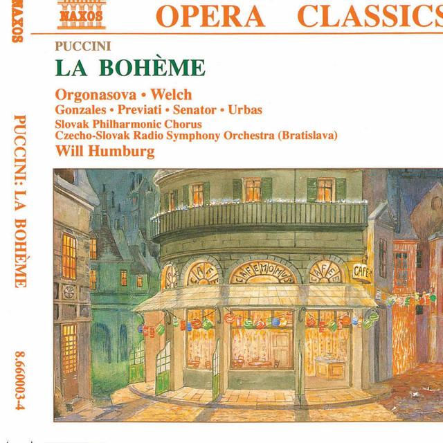 Puccini: Boheme (La)