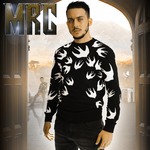 Album cover for MRC by MRC