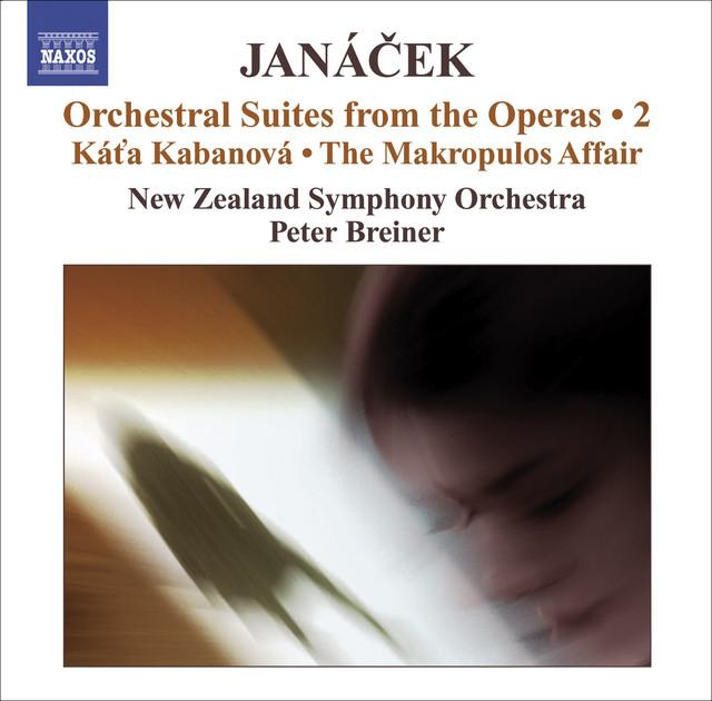 Janacek, L.: Operatic Orchestral Suites, Vol. 2 - Kat'A Kabanova / The Makropulos Affair