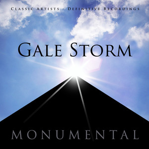 Monumental - Classic Artists - Gale Storm album