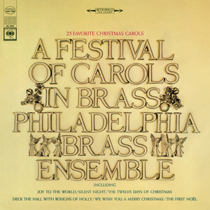 A Festival of Carols in Brass - Traditional