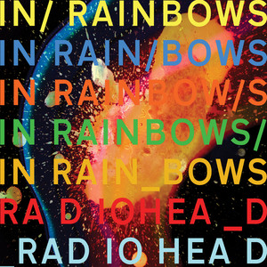 Album cover for In Rainbows  by Radiohead