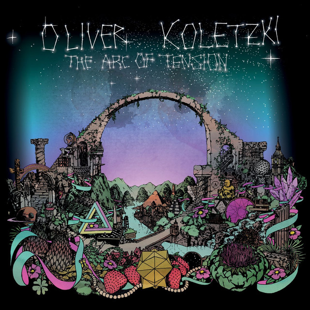 Album cover for The Arc of Tension by Oliver Koletzki