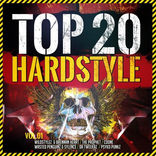 Top 20 - Hardstyle, Vol. 1