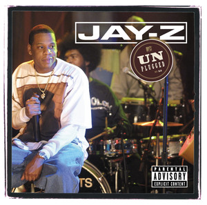 Jay-Z Unplugged Albumcover