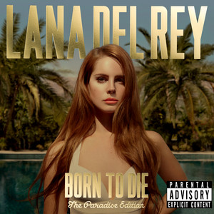 Lana Del Rey Bel Air cover
