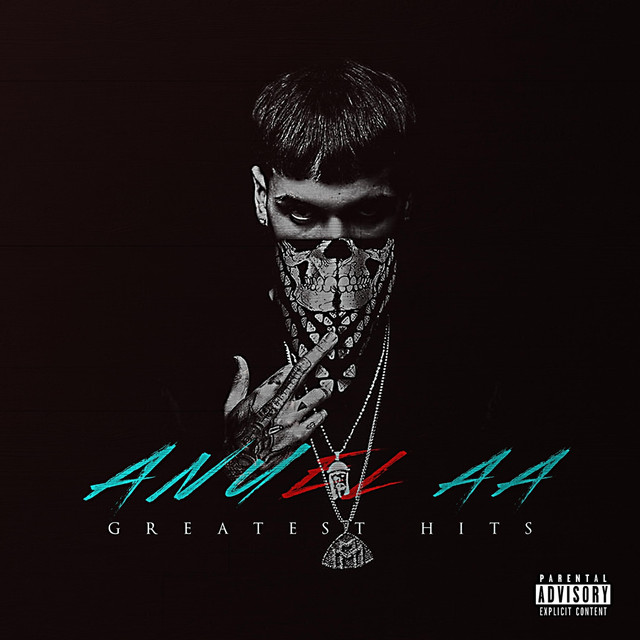Album cover for Greatest Hits by Anuel Aa
