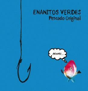 Pescado Original Albumcover