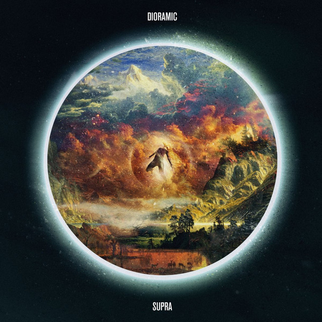 Album cover for Supra by Dioramic