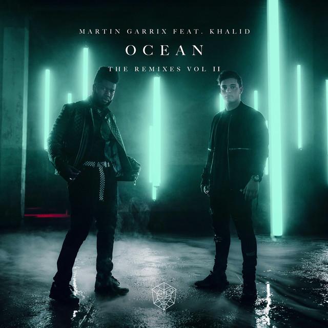 ocean (feat  khalid) - myrne remix