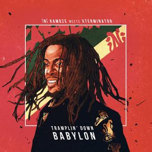 iNi Kamoze Meets Xterminator: Tramplin' Down Babylon album