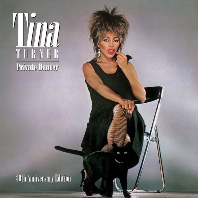 Tina Turner Private Dancer (30th Anniversary Issue) album cover