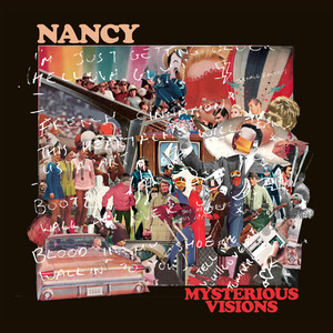 Album cover for Mysterious Visions by Nancy
